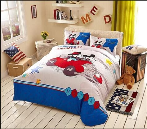 The Original Mickey Bedding Set Duvet Covers The O Jays Mickey Mouse Sheets Bed