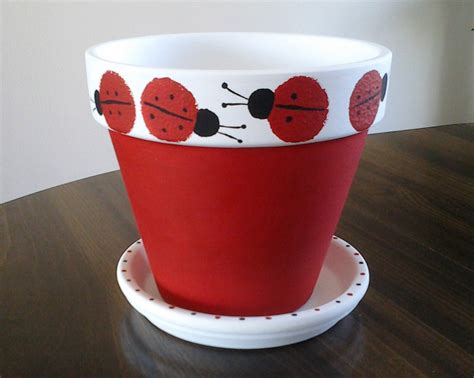paint projects on pinterest painted flower pots clay flower pot painting ideas
