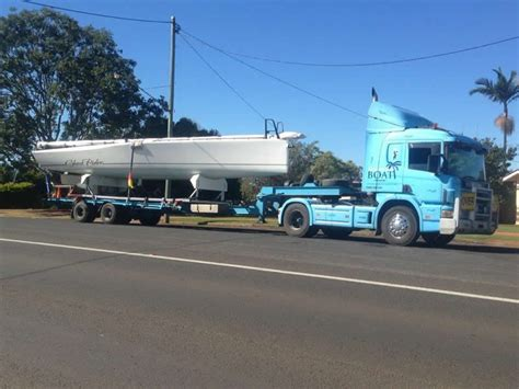 boat transport hamilton see us in action gallery queensland boat transport