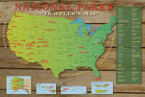 us national parks map diy us national parks push pin travel map kit push pin travel maps