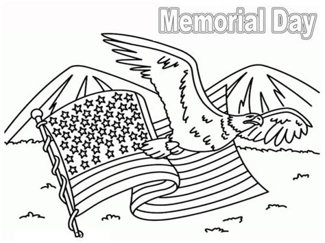 coloring pages for memorial day free coloring pages of memorial day