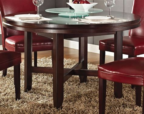 52 dining table hartford oak 52 quot dining table from steve silver