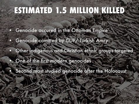 Ottoman Empire And Armenian Genocide by Armenian Genocide By
