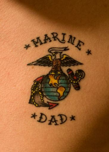 marine corp tattoo marine corps tattoos