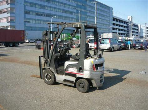 used nissan forklift parts nissan forklift 1 5ton forklift 2005 used for sale