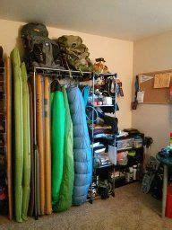 gear closet ideas images  pinterest garage