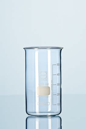 Beaker Glass 250 Ml Duran by Duran Beaker