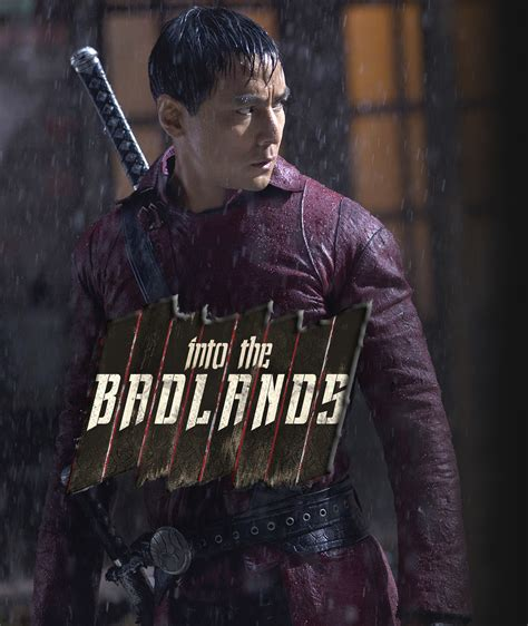 Daniel Wu heads 'Into the Badlands'    Impact Online