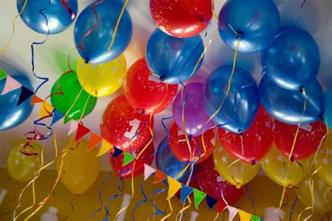 birthday themes with balloons balloon party decorations party favors ideas