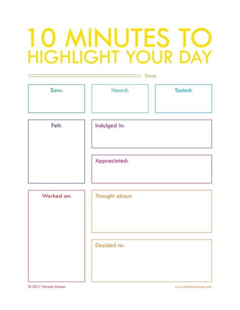 Journal Your Way To A Life You Love Daily Journal Prompts And Printable Guided Journals By Daily Journal Template