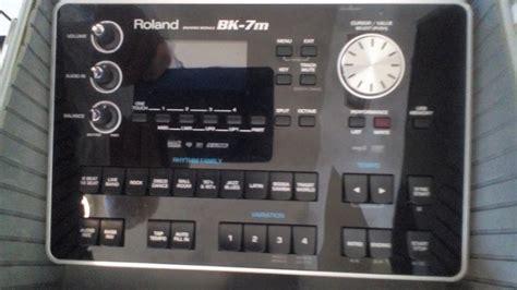roland bkm  backing tracks  sale  killarney kerry   neeson