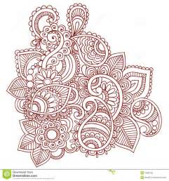 henna coloring pages free coloring pages of mehndi patterns