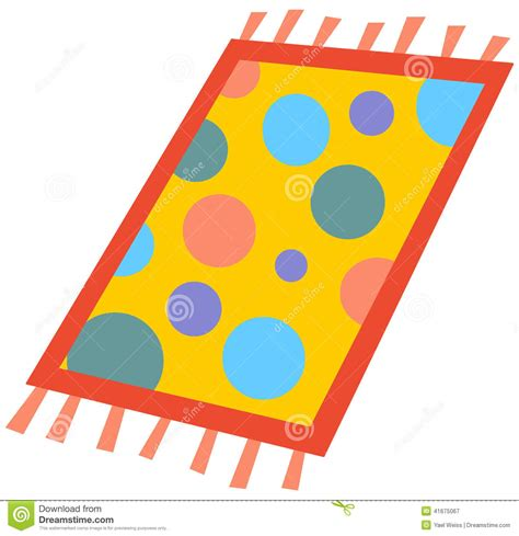 images of rugs rug stock vector image 41675067