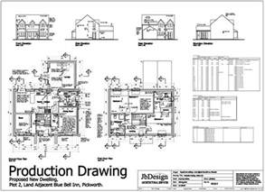 House Plans Drawings by Building Regulations Ireland Regulation Building Drawings