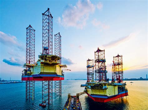 biggest drillships in the world offshore drilling booms as companies explore new frontiers