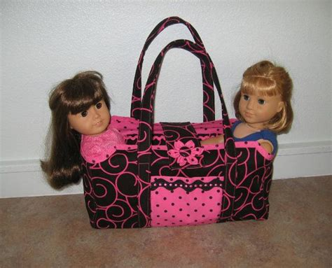 doll tote bag pattern bitty baby american girl dolls and girl dolls on pinterest