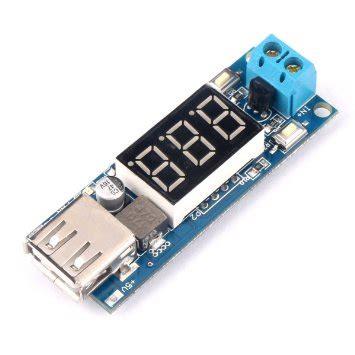 Wifi Usb Makassar usb dc converter step module 5v 2a jual arduino toko arduino jual robot arduino