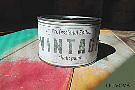 chalk paint cena olivov 225 kř 237 dov 225 barva s vintage efektem 225 kr 225 sa cz