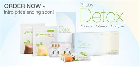 Neolife Detox by Neolife Team Talk