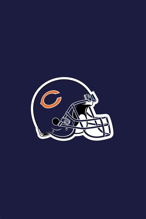 Chicago Bears For Ipod 4 nfl chicago bears 5 iphone 4 wallpaper and iphone 4s