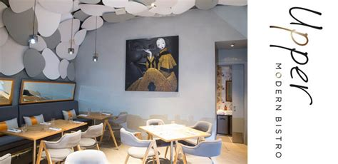 Upper Modern Bistro: Sheung Wan's latest chic/French style