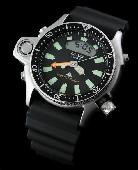 citizen dive relojes nauticos citizen promaster aqualand 2 pro diver