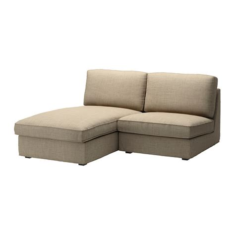 kivik one seat section kivik one seat section with chaise isunda beige ikea
