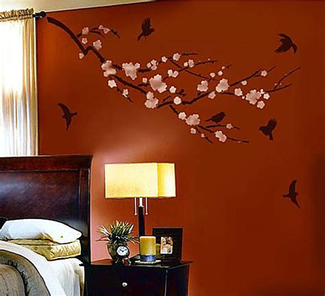 Stencils Stencil Designs Large Stencils For Walls Diy Bedroom Wall Stencil Designs