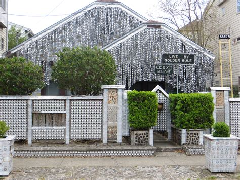 beer can house houston houston beer can home a symbol of sustainability