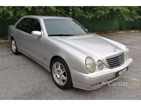 how to sell used cars 2000 mercedes benz clk class parental controls mercedes benz e200 2000 avantgarde 2 0 in selangor automatic sedan silver for rm 24 800