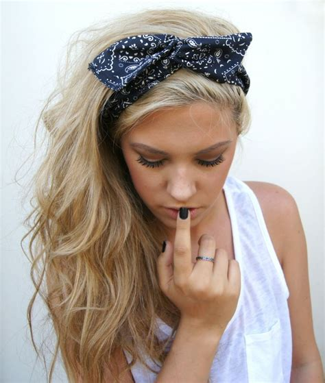 hairstyles bow headband 174 best headbands and headwraps images on pinterest