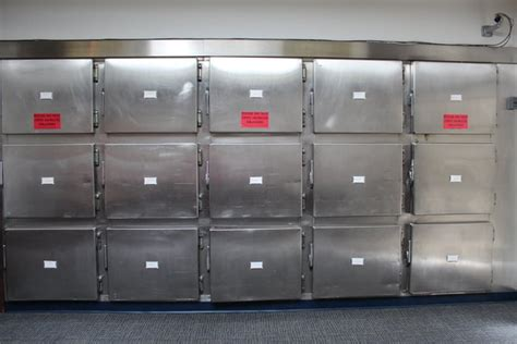 morgue drawers photo