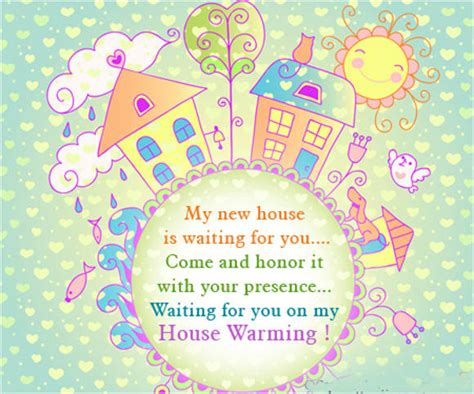 Happy Housewarming Card Templates by 76 Invitation Card Exle Free Sle Exle Format