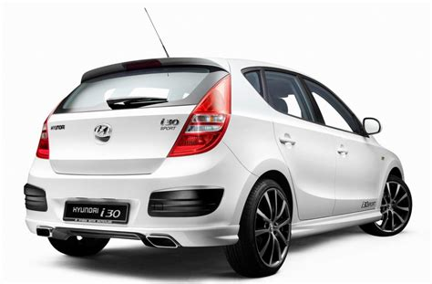 hyundai i30 sports hyundai i30 sport limited editions unveiled in germany