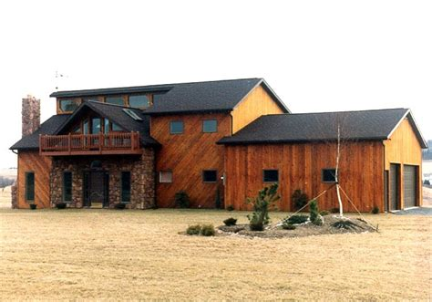 pole barn homes cool and natural pole barn house design homesfeed