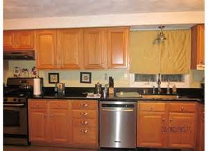 Kitchen Color Schemes With Oak Cabinets Kitchen Colors 2012 With Oak Cabinets Kitchendecorate Net