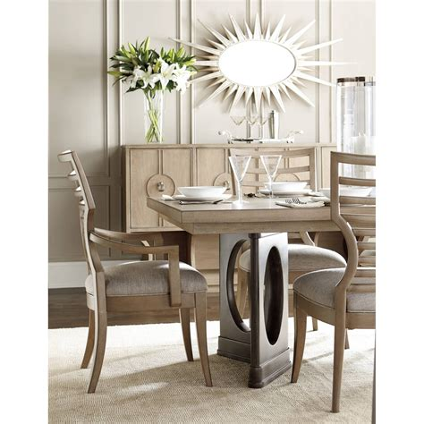 stanley dining room furniture stanley furniture virage formal dining room group dunk