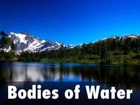 bodies of water bodies of water by jcuevasrowland