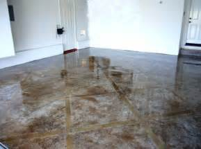 Garage Floor Designs garage concrete acid stain questions decorative concrete forums