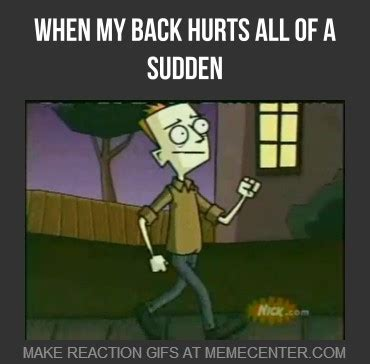 Back Pain Meme - back pain memes image memes at relatably com
