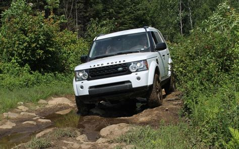 lr4 land rover road the land rover lr4 did not laugh at the road trails