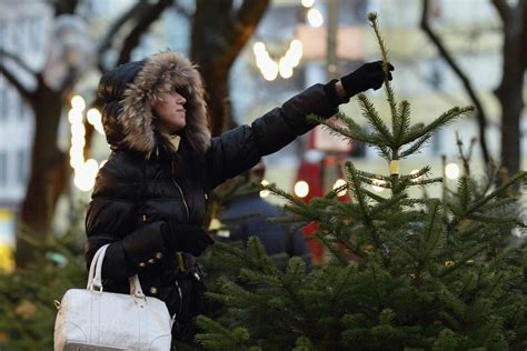 uber and home depot team up to deliver christmas trees on