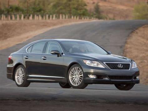 2010 lexus sedans 10 best used luxury sedans autobytel com