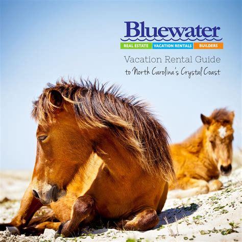 bluewater vacation rentals carolina vacation guide to carolina s coast by