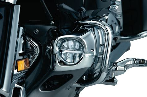 Led Driving Lights For 2001 10 Honda Goldwing Gl1800 By