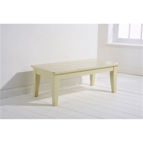 asda toulouse coffee table white painted pine review