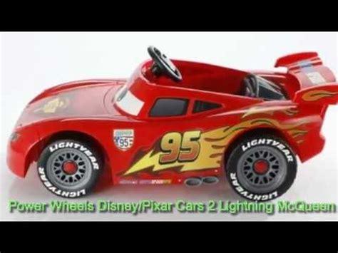lighting mcqueen power wheels car is power wheels disney pixar cars 2 lightning mcqueen a