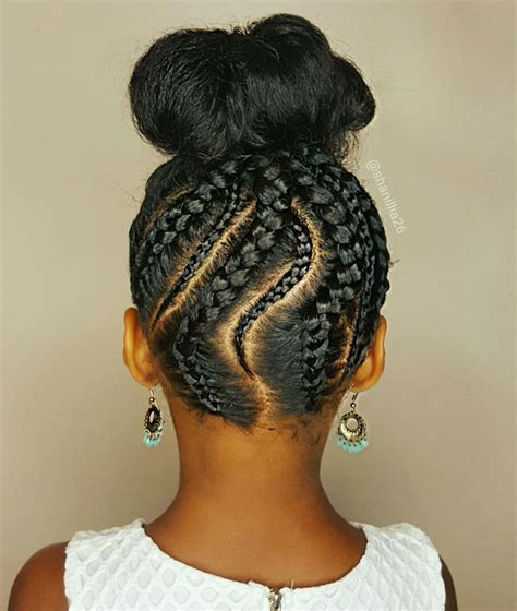 natural hairstyles for kids with short hair hairstyles fashion hairstyles for short natural hair for kids www imgkid