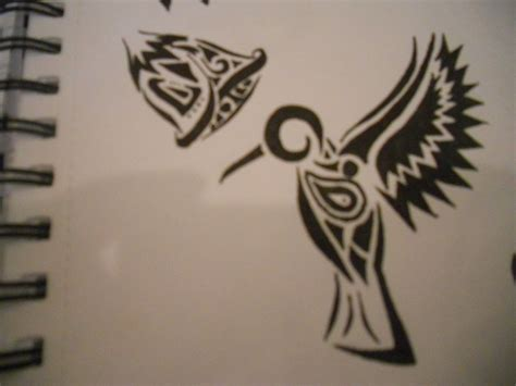 hummingbird tribal tattoo designs tribal hummingbird by mikaylamettler on deviantart