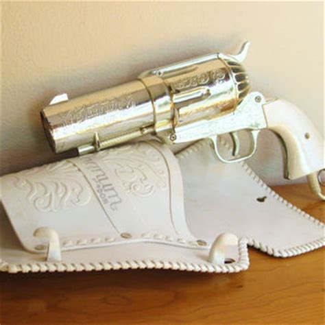 Handgun Hair Dryer vintage 357 magnum hair dryer made by from dewy morning